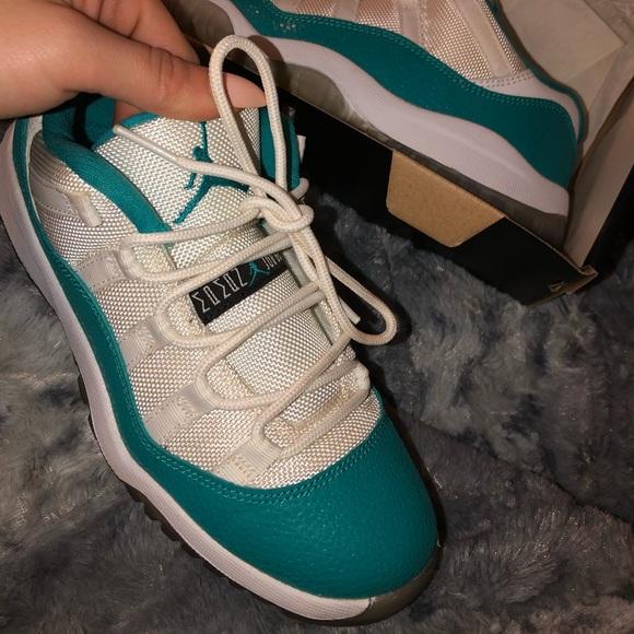 Jordan Shoes | Retro Aqua 11s | Poshmark